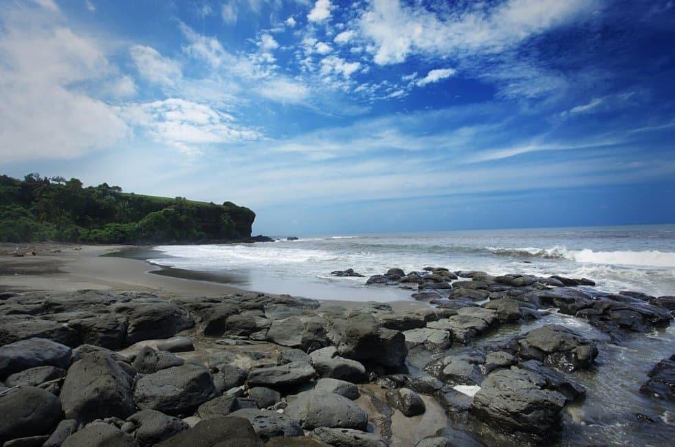 hiasan pantai
