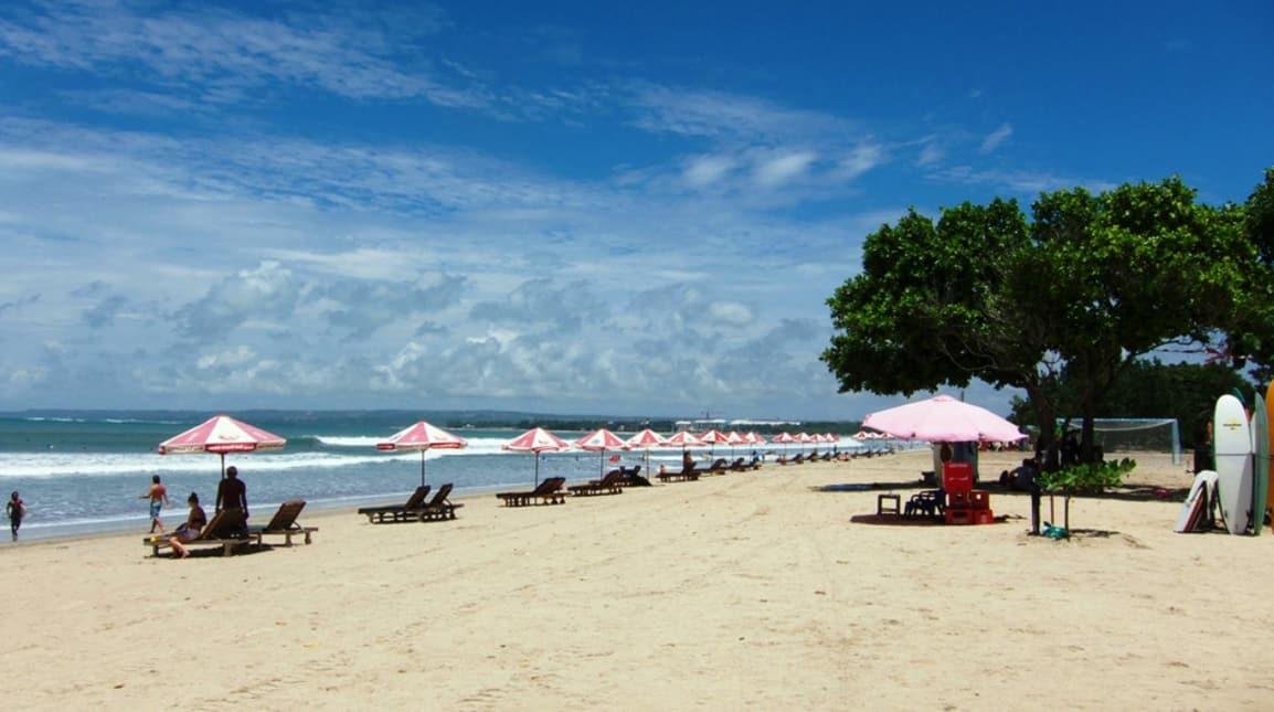 Pantai Kuta Bali, Pantai Kuta, Kuta, Pantai, Bali, Pelabuhan Bali