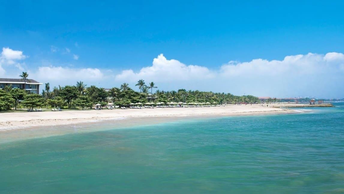 Sejarah Pantai Nusa Dua Bali yang Menarik
