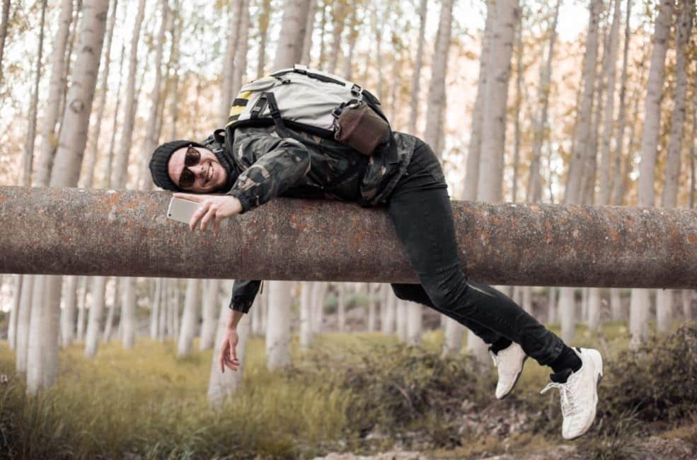 Gaya Hidup Backpacker