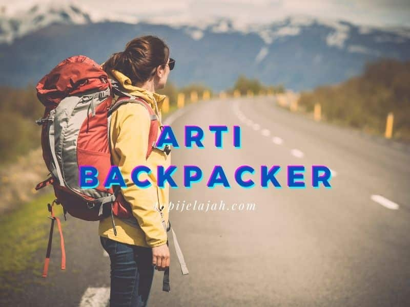 arti backpacker