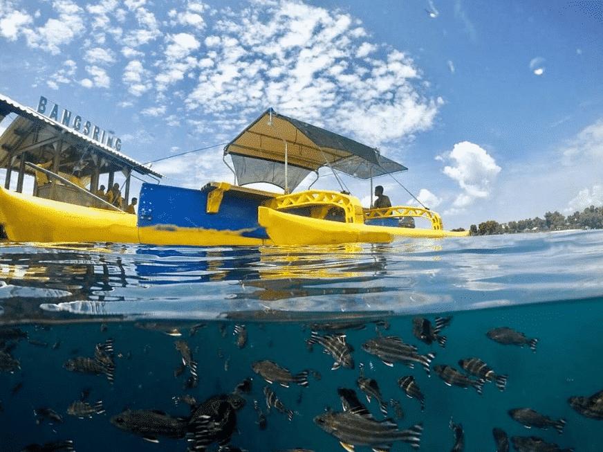 Pantai Bangsring Banyuwangi, Spot Snorkeling Paling Keren!