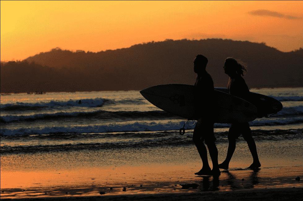 Tempat Surfing
