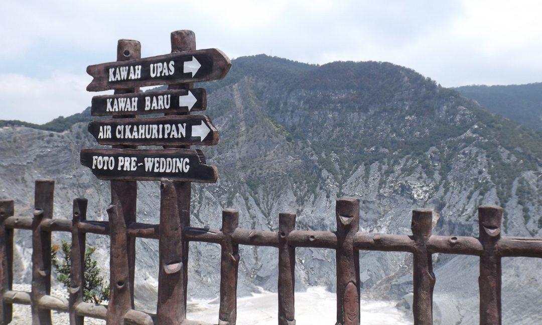 Gunung Tangkuban Perahu, Destinasi Wajib di Bandung!
