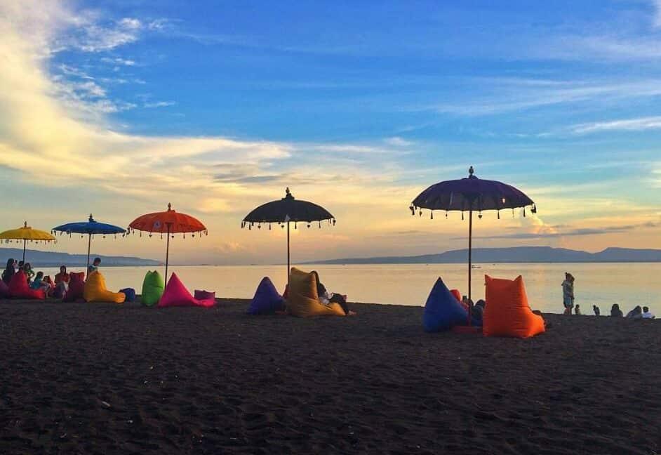 Pantai Pulau Santen, Wisata Halal Kaum Muslim di Banyuwangi