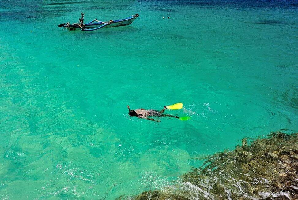 Diving Snorkeling Pantai Teluk Hijau