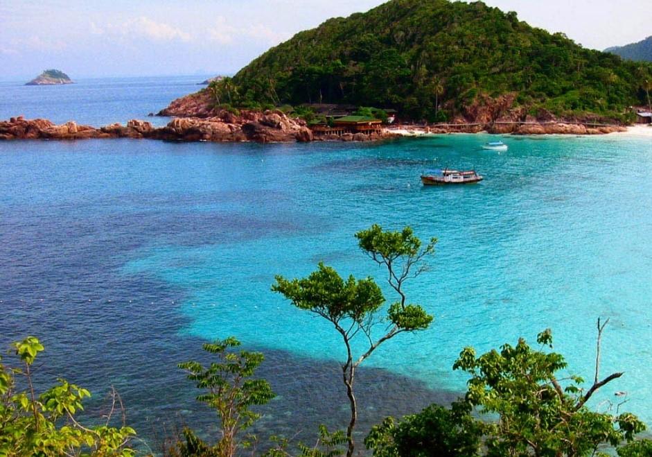 Fotografi Pantai Pulau Tabuhan