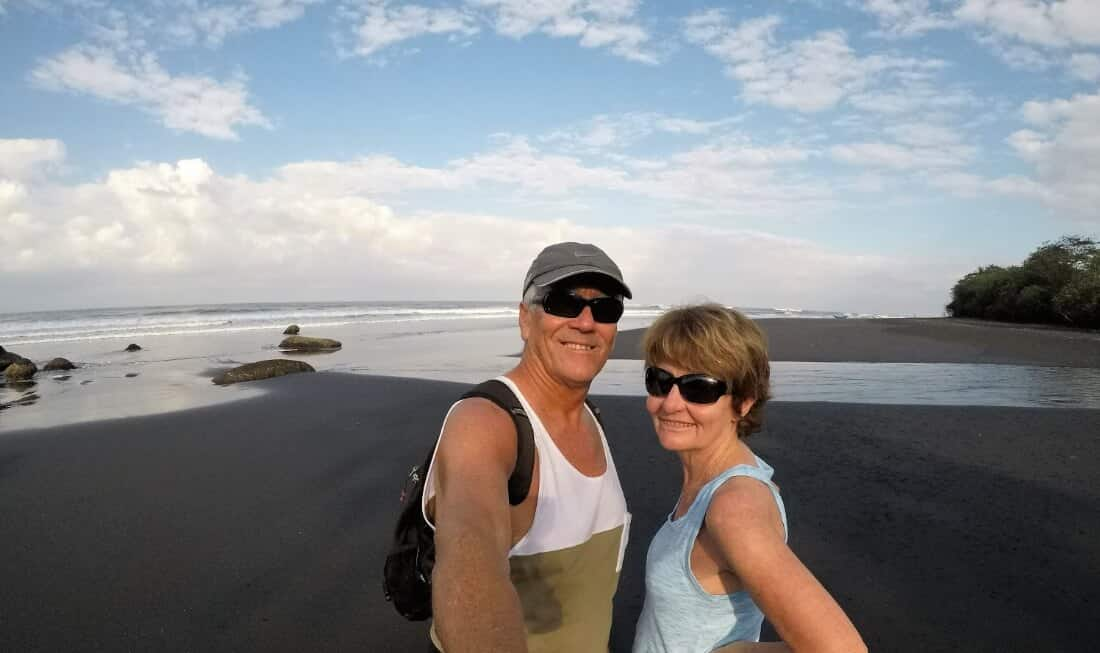 Honeymoon di Pantai Balian