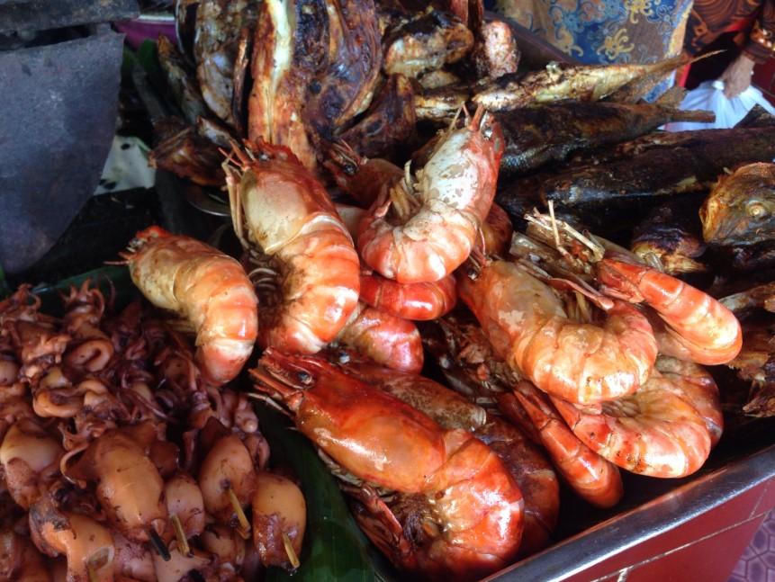 Kuliner Pantai Legok Jawa