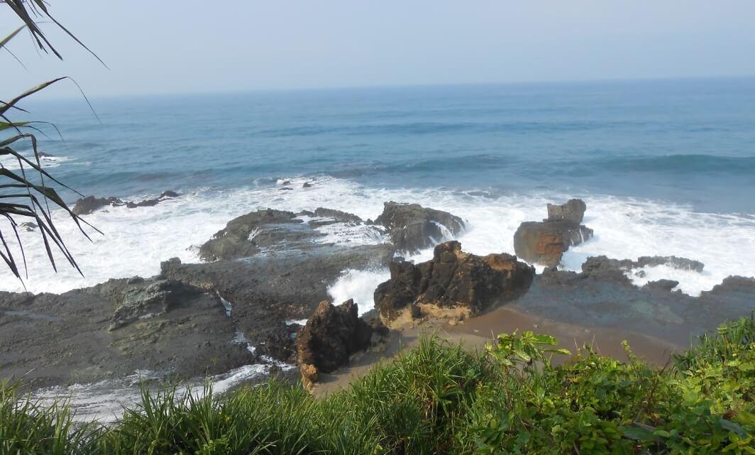 Pantai Keusik Luhur Sebagai Spot Memancing