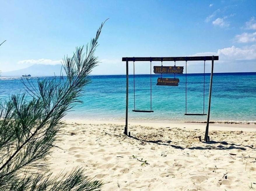 Pantai Pulau Tabuhan
