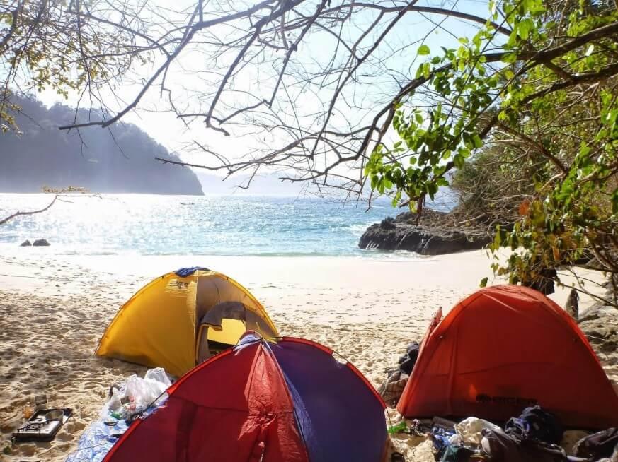 Spot Tepat untuk Camping