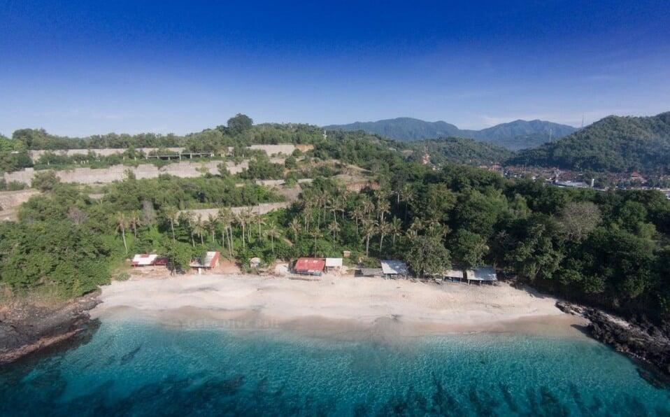 Virgin Beach Padang Bai