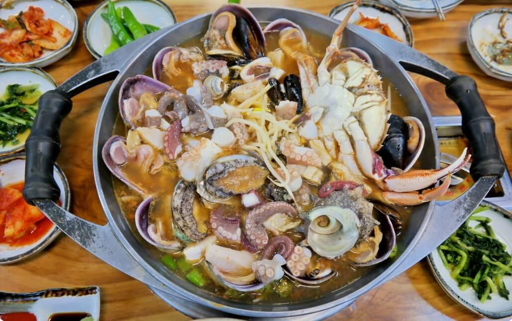 kuliner laut