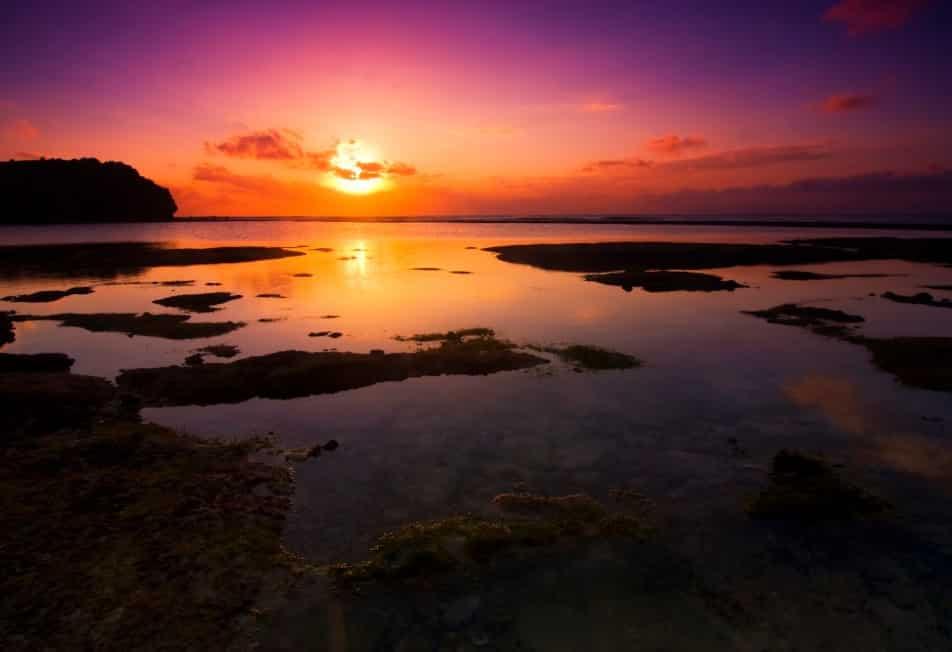 Spot Terbaik Menyaksikan Sunset