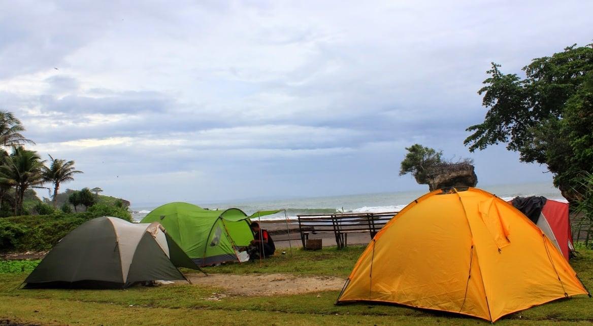 Fasilitas Memadai di Pantai Madasari