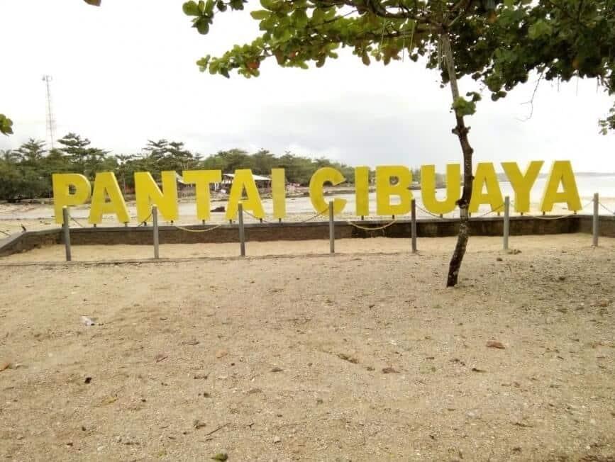 Fotografi Pantai Cibuaya