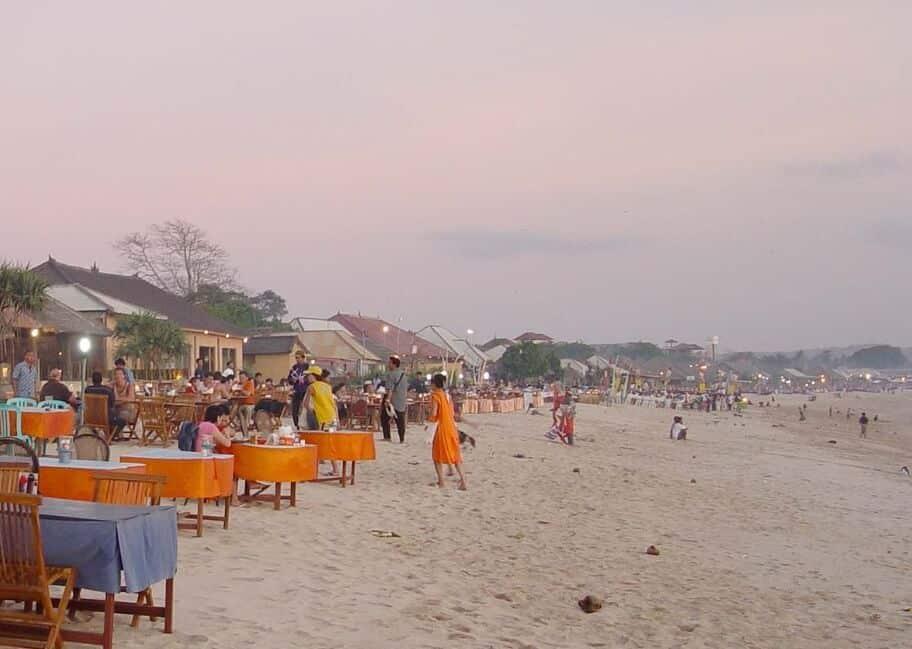 Hotel di Pantai Jimbaran