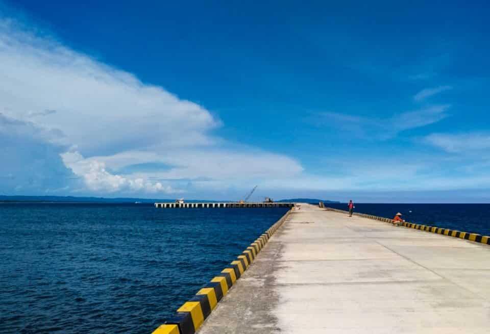 Pantai Bojong Salawe di Pangandaran ini Jadi Incaran Turis !