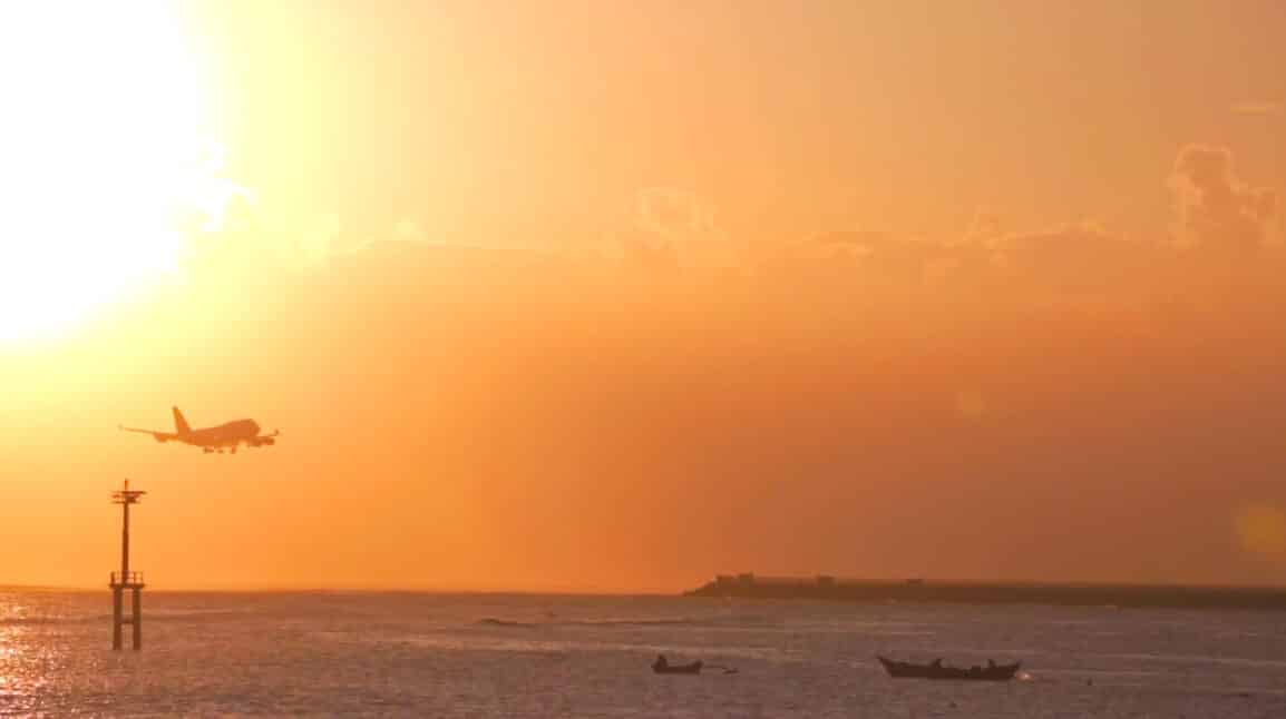 Pantai Jimbaran dekat dengan Airport
