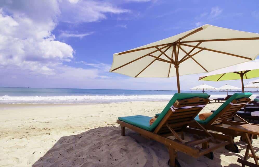 Pasir Putih Pantai Jimbaran
