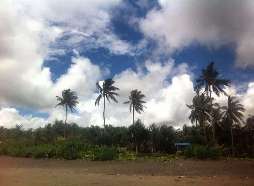 Privat Beach Pantai Cikaracak
