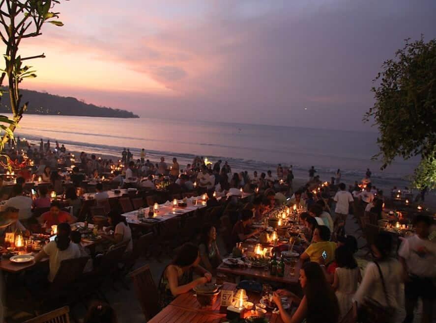 Seafood Terbaik di Pantai Jimbaran
