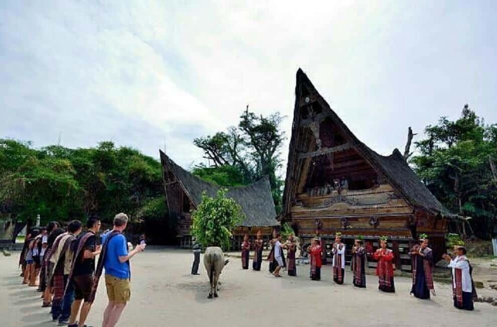 Desa Wisata Tomok