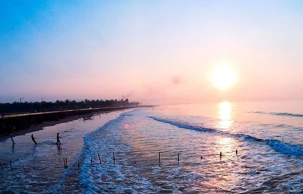 Foto Landscape Pantai Palatar Agung