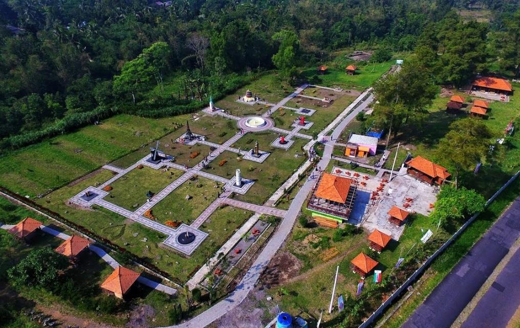 Landmark Merapi