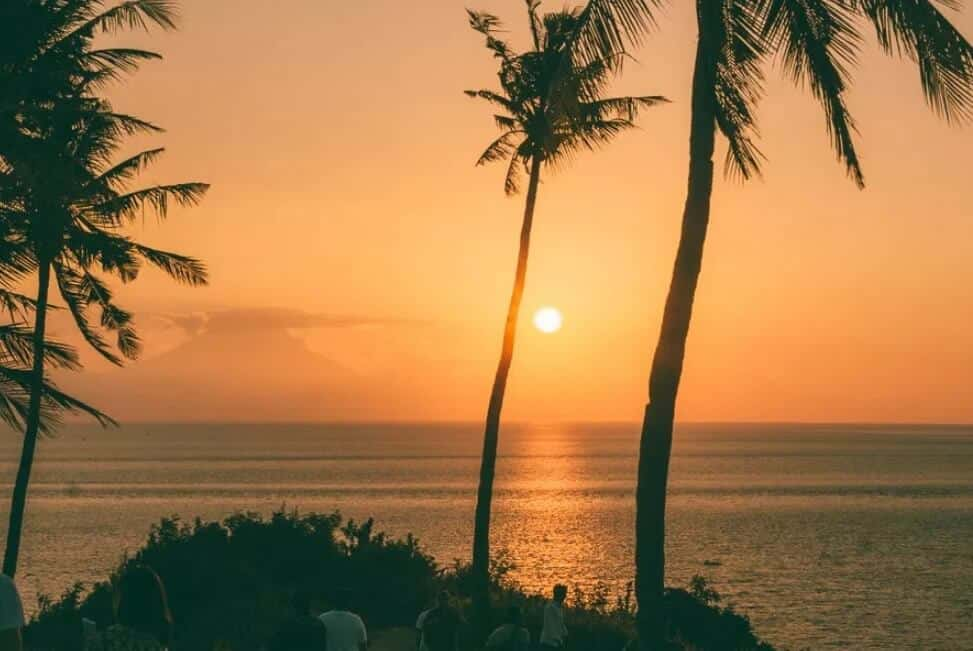 Malimbu Sunset Point Mentigi Bay Dome Villas Lombok