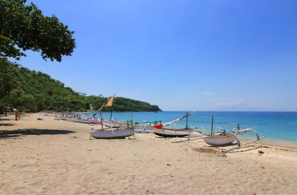Pantai Nipah Mentigi Bay Dome Villas Lombok