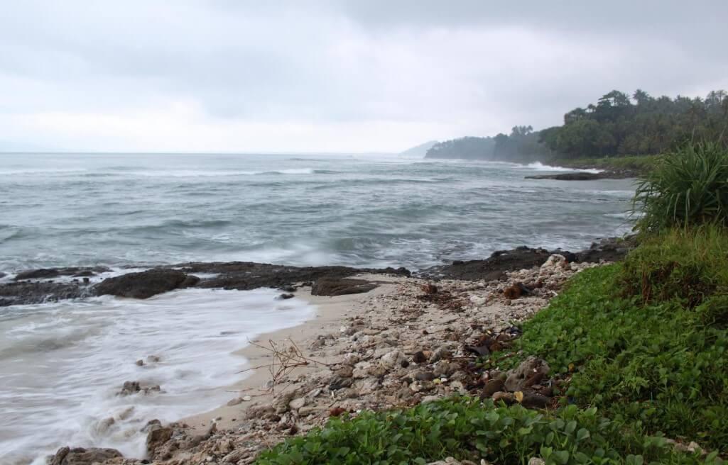 Pantai Palatar Agung, Si Gadis 'Pamotan' yang Eksotis