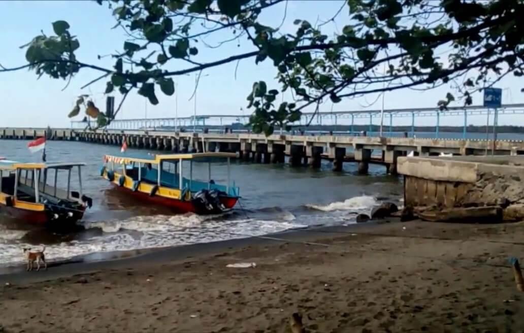 Pelabuhan Bangsal Mentigi Bay Dome Villas Lombok