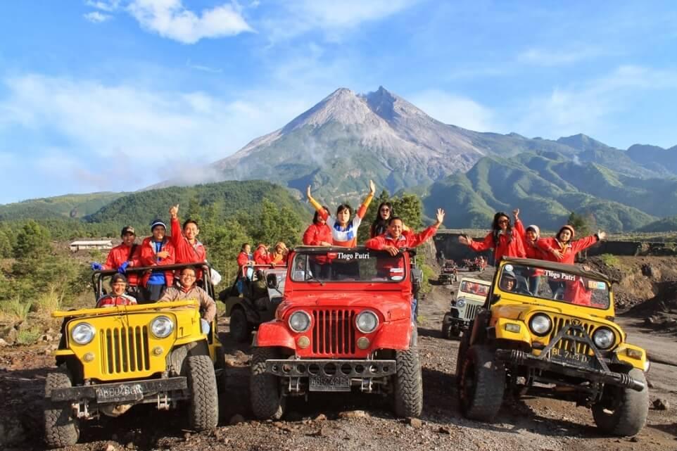 Wisata Petualangan Lava Tour Merapi