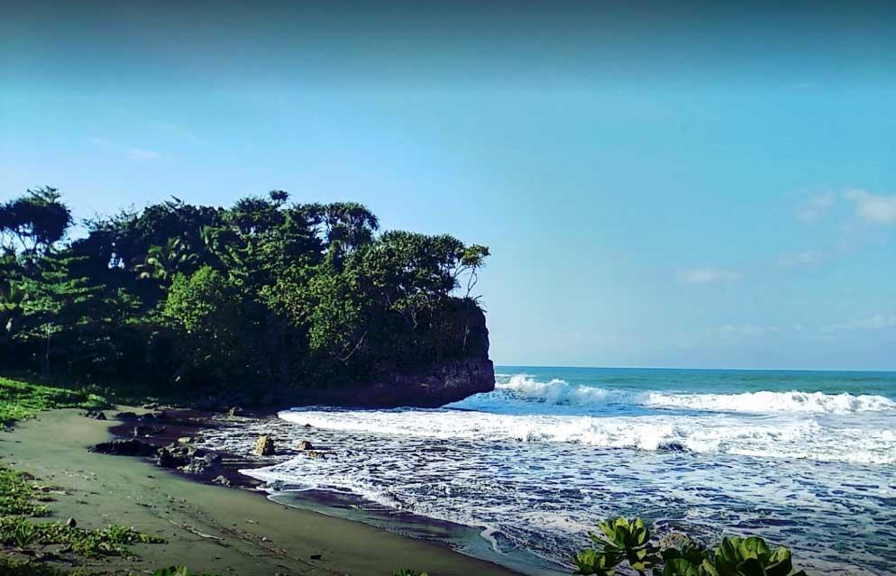 Pantai Duduk Pangandaran, Si Virgin yang Nggak Banyak Orang Tahu!