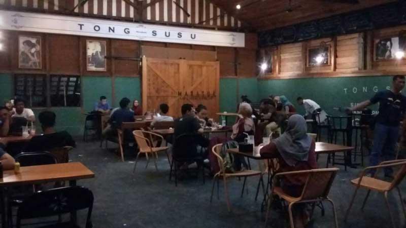 cafe daun pekanbaru