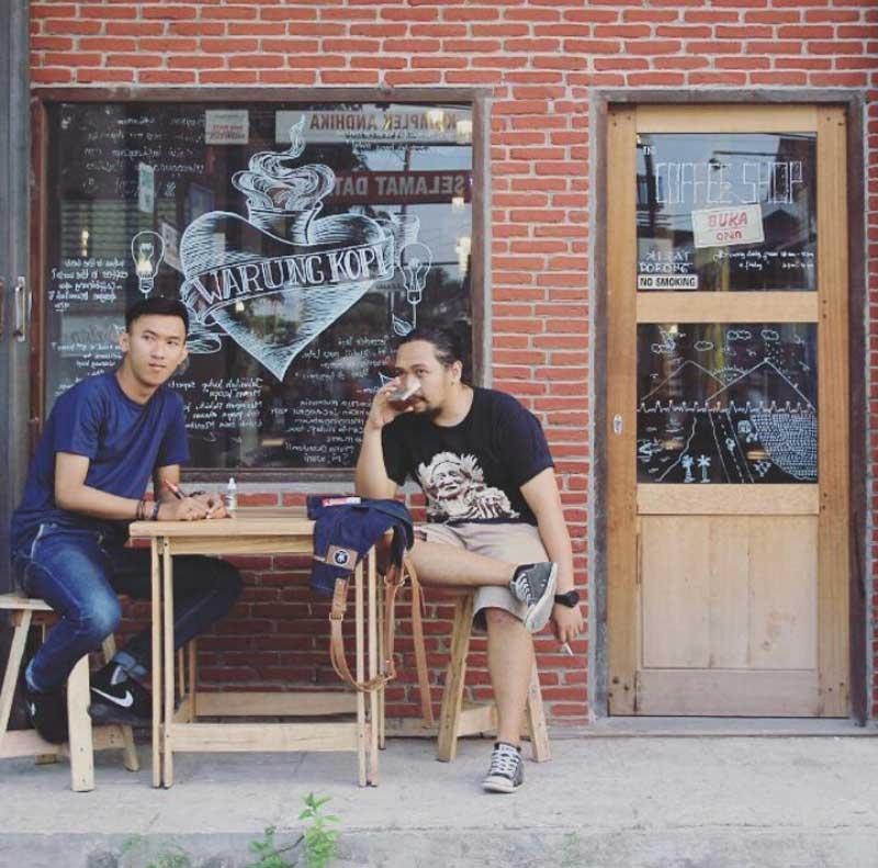 cafe cangkir banjarmasin