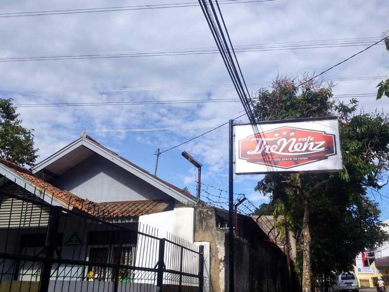 cafe garage cimahi