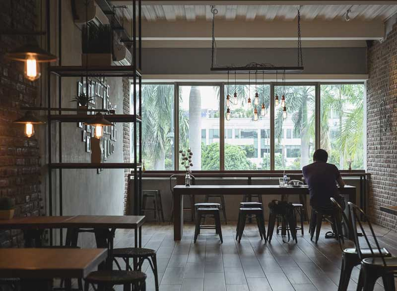 cafe cozy di jakarta barat