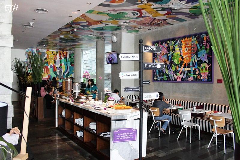 cafe yang cozy di jakarta pusat