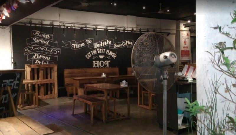 cafe di jogja Kedai Kopi Mataram