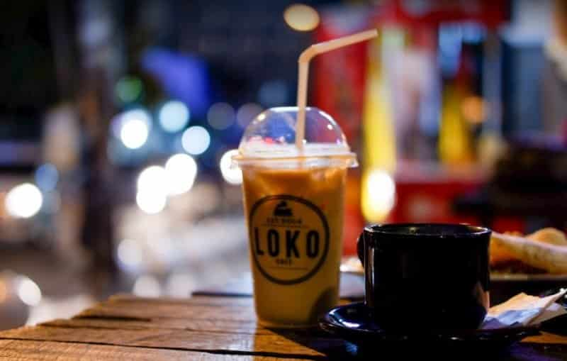 cafe di jogja Loko Coffee Shop Malioboro
