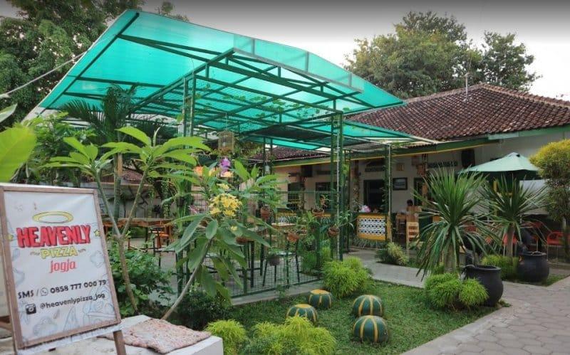 cafe di jogja Tamansari Cafe