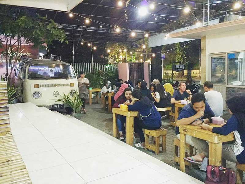 cafe di malang daerah suhat