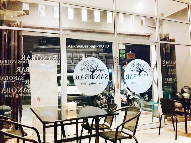 cafe di diponegoro pekanbaru