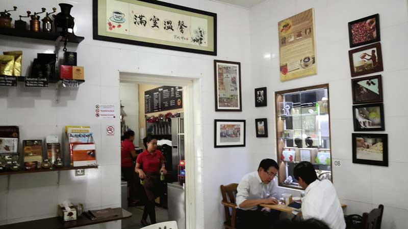 cafe champions medan