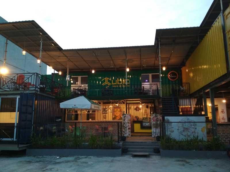 cafe di pekanbaru sapi