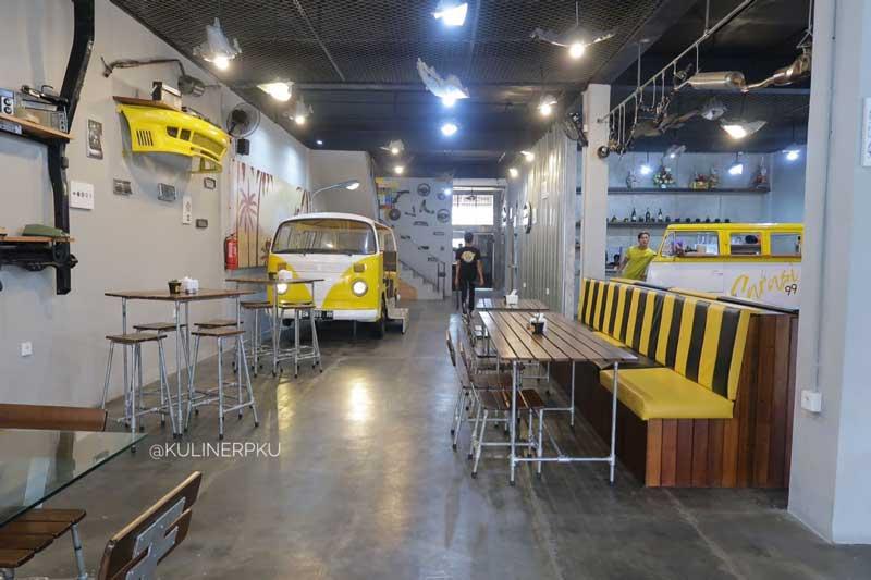 cafe di ciputra pekanbaru