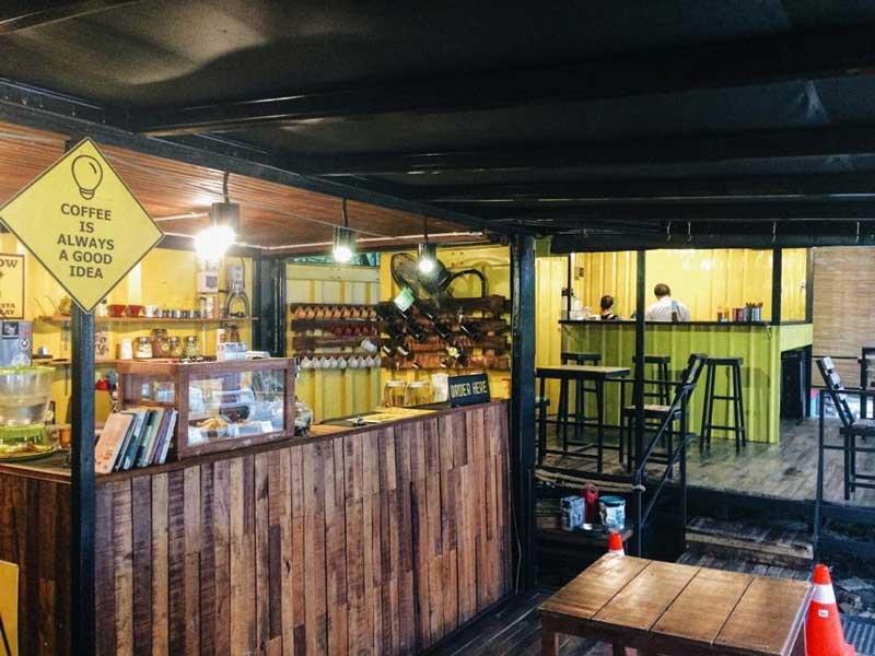 kafe bermain pekanbaru